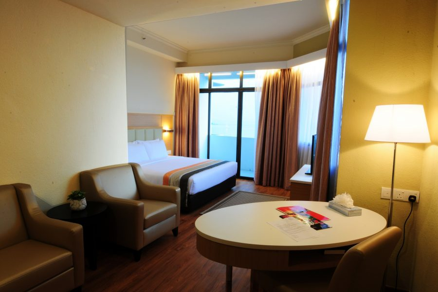Hotel Sentral Seaview Penang Deluxe Suite Room