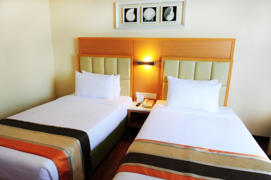 Hotel Sentral Seaview Penang Deluxe Twin