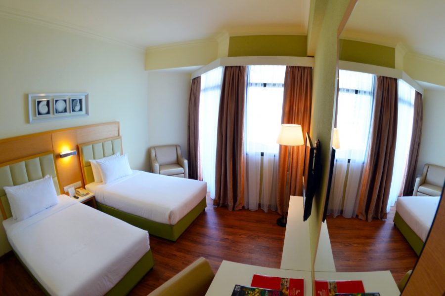 Hotel Sentral Seaview Penang Superior Twin Room