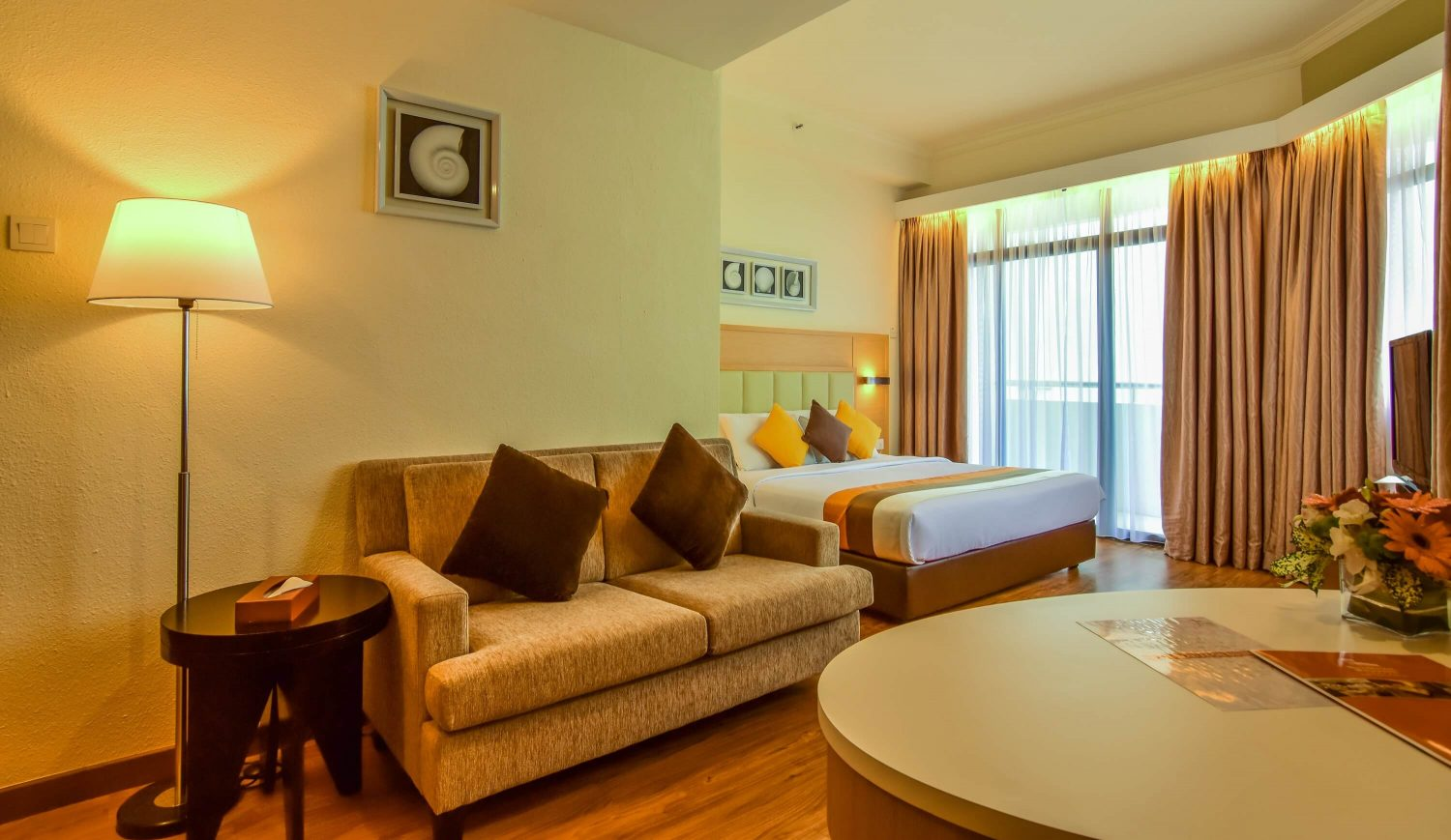 Hotel Sentral Seaview Penang Deluxe Suite