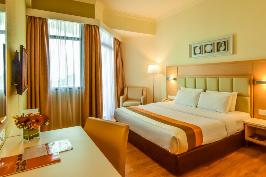 Hotel Sentral Seaview Penang Deluxe King Room