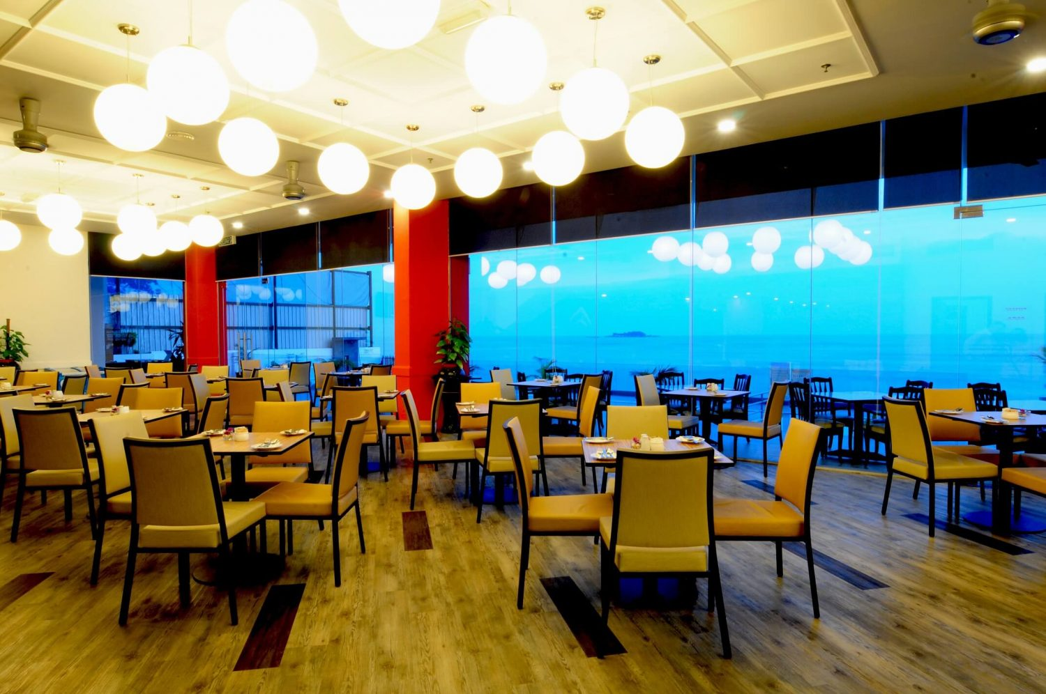 Hotel Sentral Seaview Penang Horizon Coffee House