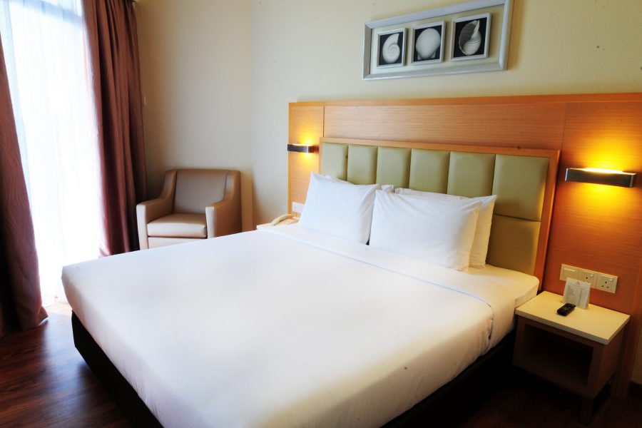 Hotel Sentral Seaview Penang Superior King Room
