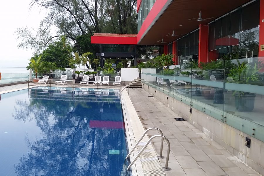 Hotel Sentral Seaview Penang Swimming Pool